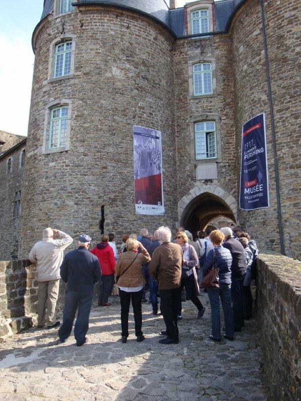 Le Cercle historique d'Ennetières-en-Weppes explore le Boulonnais (photos Cercle historique d'Ennetières-en-Weppes)