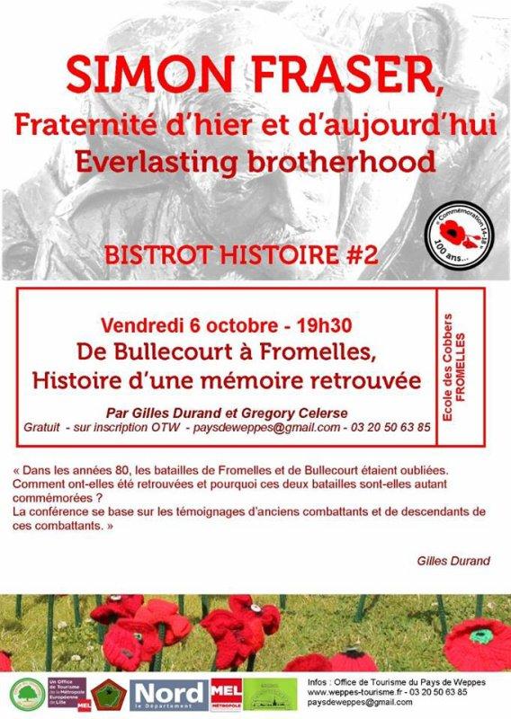 De Bullecourt à Fromelles