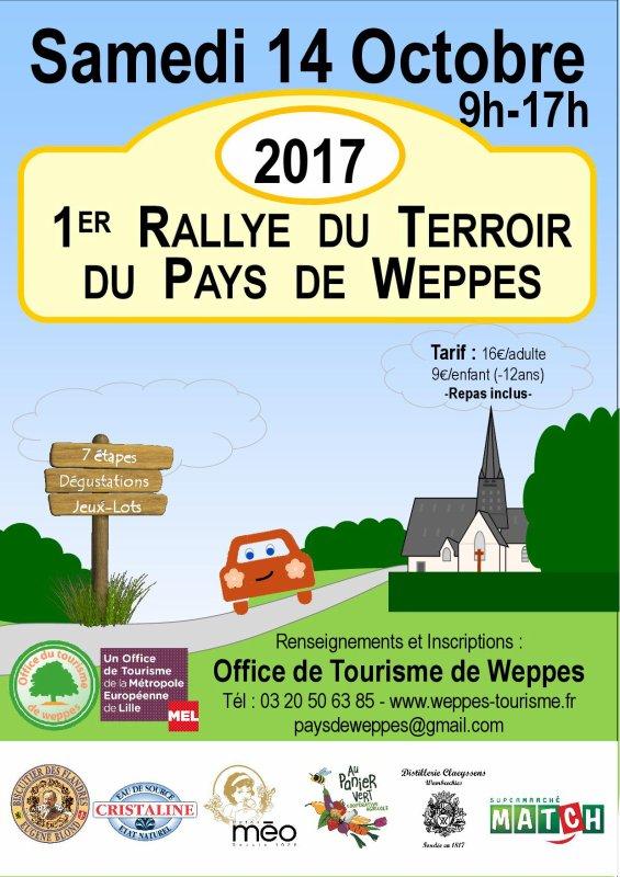 Premier Rallye du Terroir du Pays de Weppes