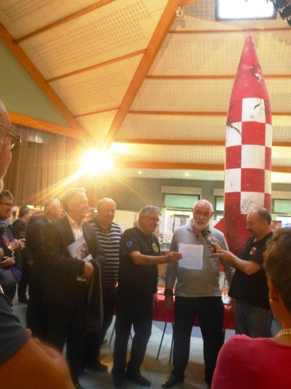 Ce week-end, Weppes en Flandre était présent au salon de l'histoire régionale de Gondecourt