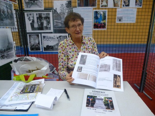 Au hasard des rencontres au Forum des Weppes d'Ennetières-en-Weppes