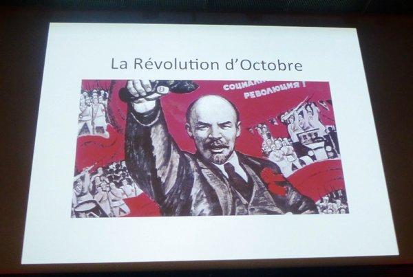 Il y a 100 ans, l'année 1917. Quelle signification donner aux événements survenus en Russie cette année-là ?