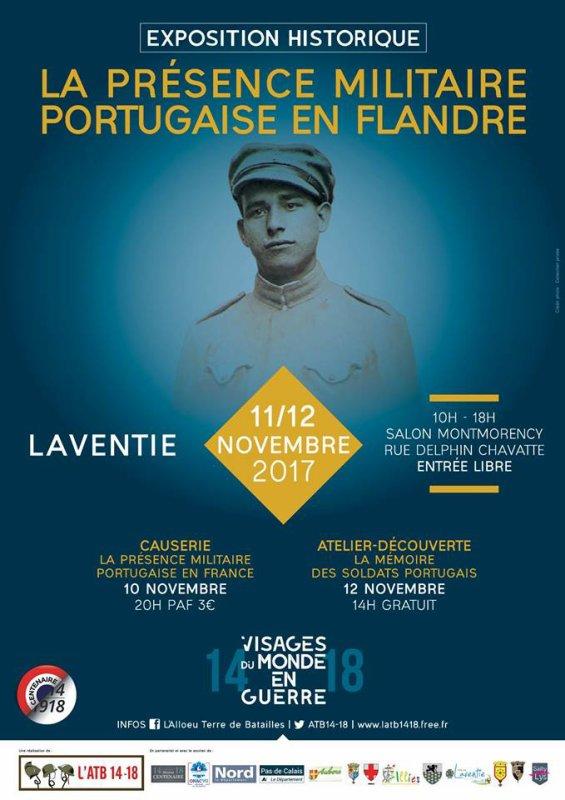La présence militaire portugaise en Flandre