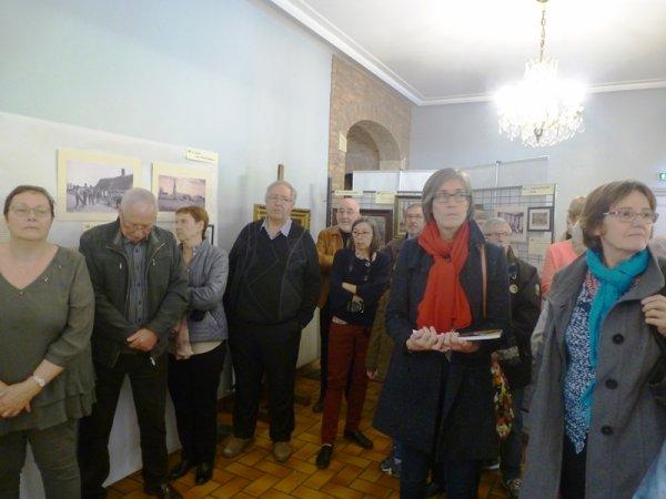 Le foyer artistique de Santes : l'exposition