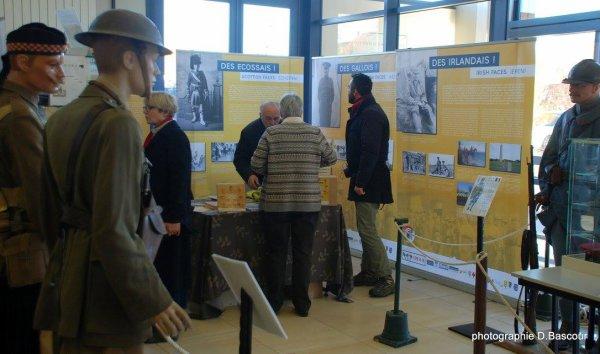 Visages du monde en guerre : une exposition de l'ATB 14-18 à Sailly-sur-la-Lys jusqu'au 31 janvier 2018
