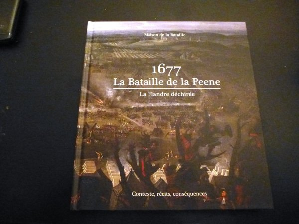 La bataille de la Peene a maintenant son livre de référence