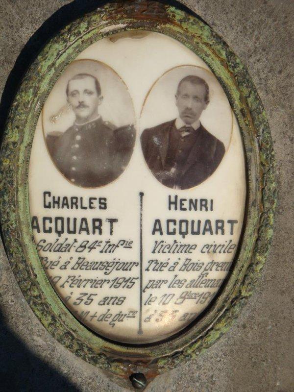 Le Cercle historique d'Ennetières-en-Weppes est à la recherche de renseignements et de documents sur les soldats de la Première Guerre mondiale dont le nom figure sur le monument aux morts de la commune