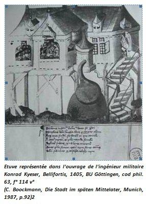 Les étuves du Nord de la France du XIVème au début du XVIème siècle
