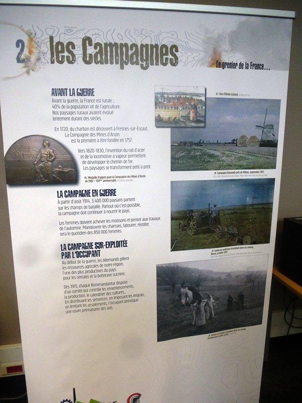 14-18 Paysages en Guerre