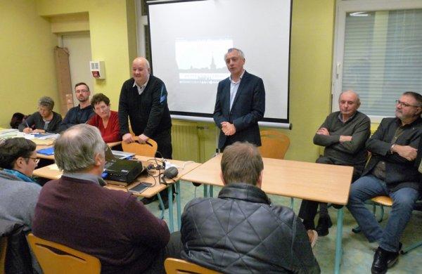 L'assemblée générale de Weppes en Flandre : les photos d'Alain-Pierre Loyez