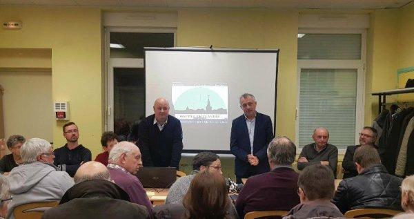 L'assemblée générale de Weppes en Flandre : de nouvelles photos