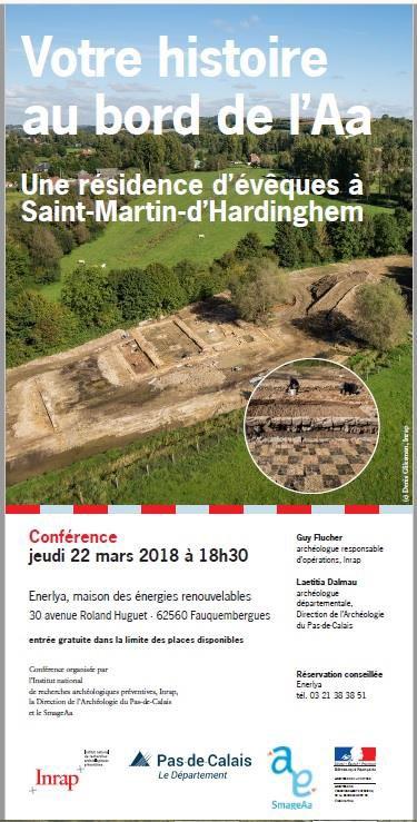 Une résidence d'évêques à Saint-Martin d'Hardinghem