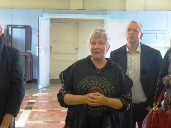 L'Office de Tourisme du Pays de Weppes s'est choisi une nouvelle présidente !