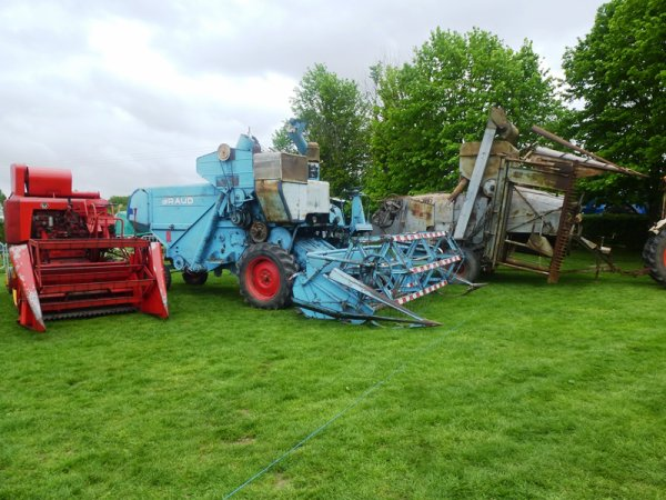 La Fête de printemps de Tracteurs en Weppes à Beaucamps-Ligny