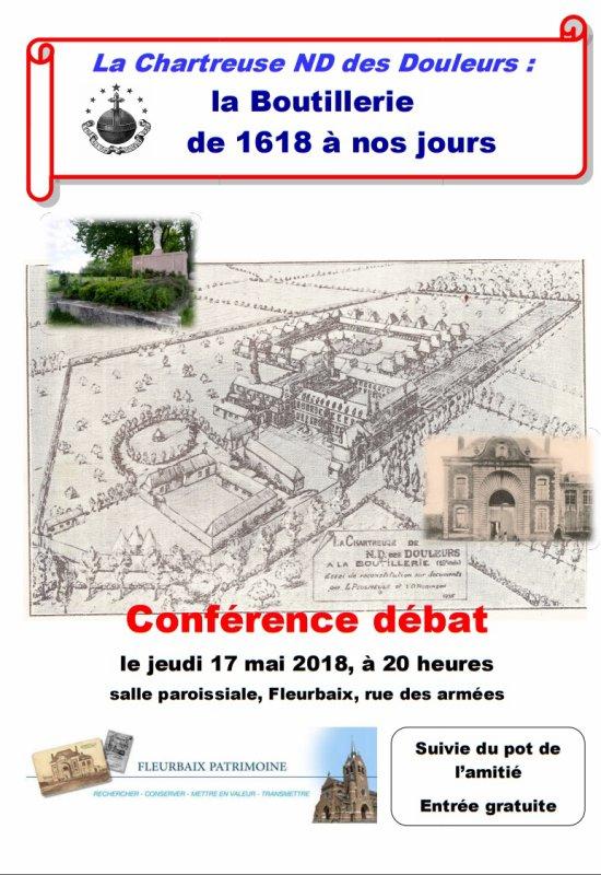 La Boutillerie de 1618 à nos jours : une conférence Fleurbaix Patrimoine