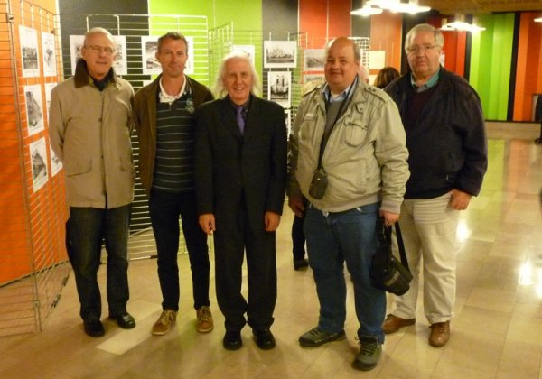L'exposition et la conférence de Jules Dujardin consacrées à la vie quotidienne pendant la Grande Guerre à Haubourdin dans le viseur d'Alain-Pierre Loyez