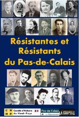 Résistantes et résistants du Pas-de-Calais