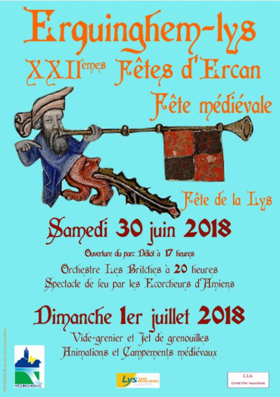 Les fêtes d'Ercan