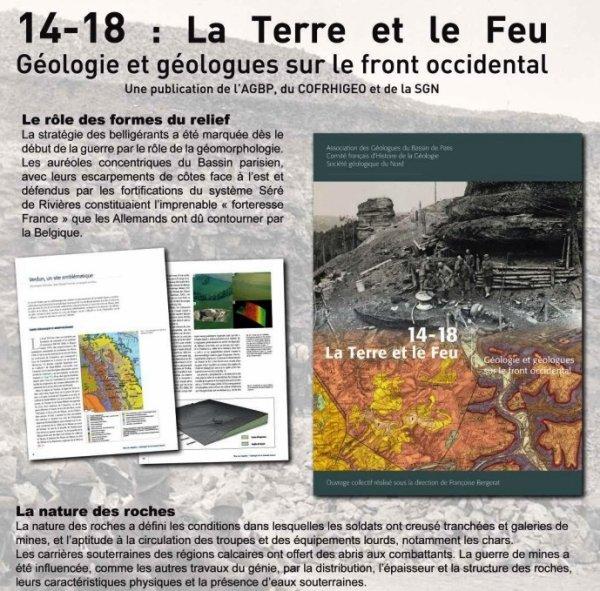 Géologie et géologues dans la Grande Guerre