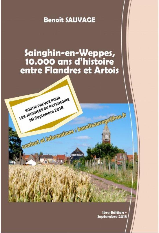 Sainghin-en-Weppes, 10.000 ans d'histoire