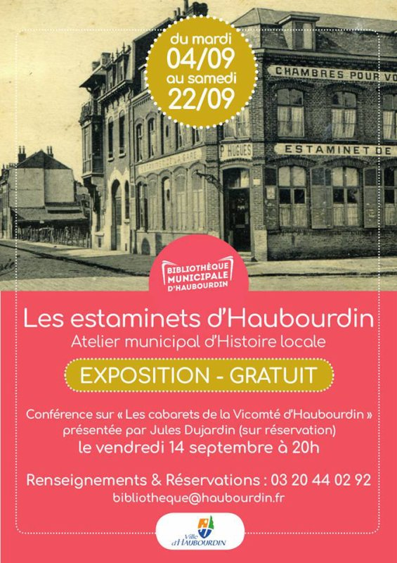 Les estaminets d'Haubourdin