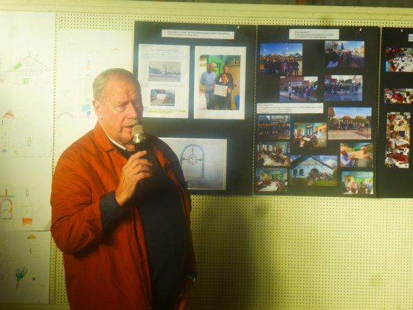 Les jeunes écoliers lommois se penchent sur l'histoire de la cité des cheminots de la Délivrance
