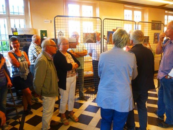 Clochers et partages à l'Office de Tourisme du Pays de Weppes