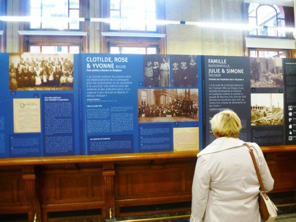 Charles, Léontine, Marcel et les autres, la vie quotidienne des Lillois pendant la Première Guerre mondiale dans Lille occupée