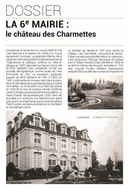 Le Bulletin historique n° 9 de Lambersart