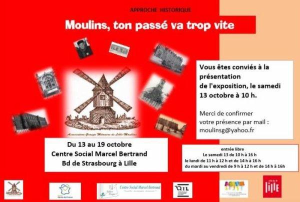 Lille-Moulins, ton passé va trop vite