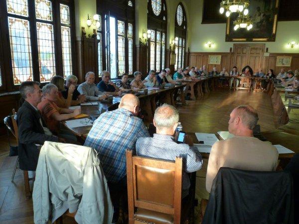 Le Forum des Weppes, c'est ce dimanche en mairie d'Armentières.