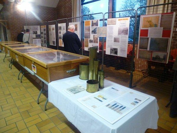 Vendredi soir, le Cercle historique d'Ennetières-en-Weppes clôturait ses manifestations de commémoration de la Grande Guerre