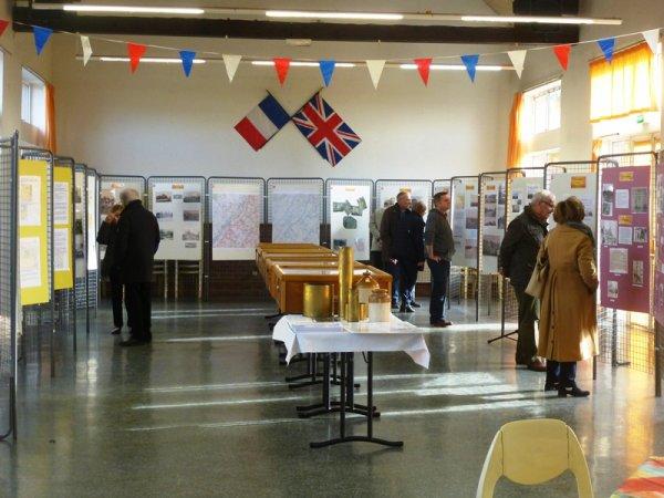 Le week-end dernier, Wez-Macquart nous a offert une nouvelle exposition pour le centenaire de la Première Guerre mondiale