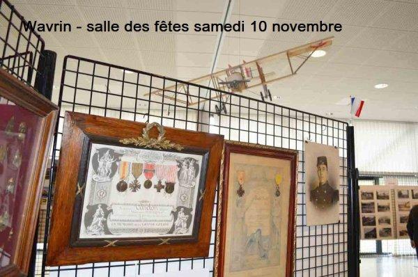 1918-2018 : les communes du pays de Weppes riveraines de la Deûle commémorent le centenaire de la Première Guerre mondiale