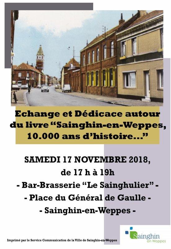 C'est le week-end prochain, à Sainghin-en-Weppes et à Houplines