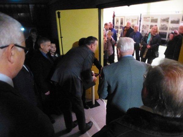 1918-2018 : A Wavrin, les historiens locaux et les anciens combattants ont commémoré la fin de la Première Guerre mondiale avec une superbe exposition