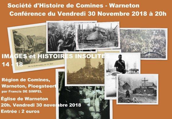 Les prochaines activités des associations membres de Weppes en Flandre