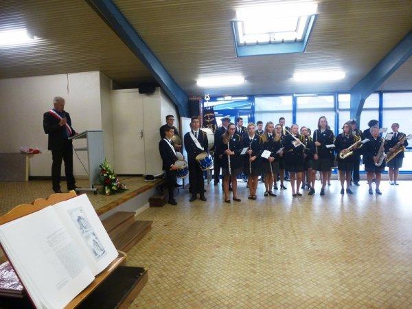 Le 11 novembre, Weppes en Flandre était présent au salon d'histoire et de généalogie de Roquetoire (près d'Aire-sur-la-Lys) dans le Pas-de-Calais