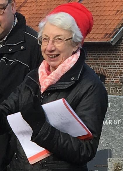 Jeanne-Françoise Brasseur nous a quittés
