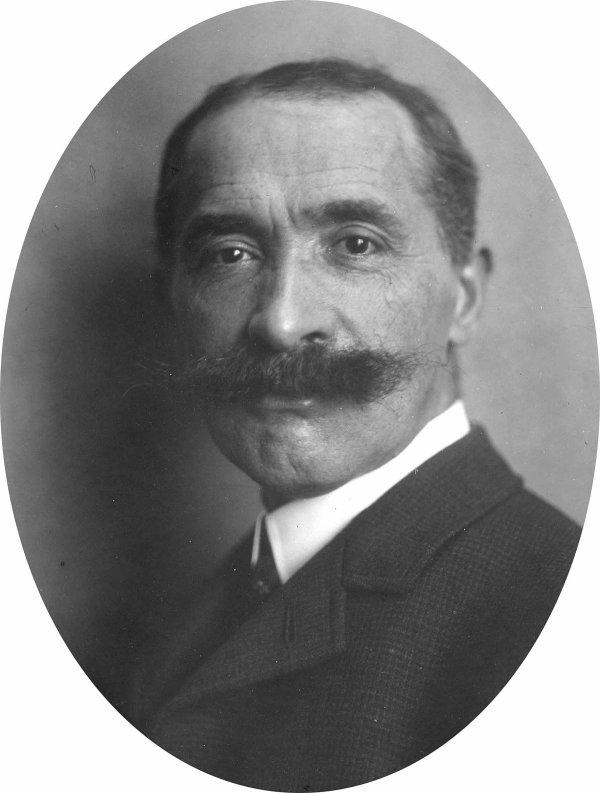 Louis Marie Cordonnier, architecte, un des acteurs de la Reconstruction dans le Nord après la Première Guerre mondiale