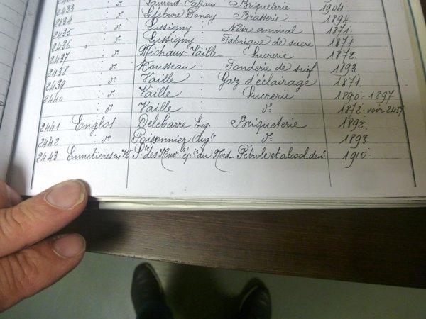 Avant la Première Guerre mondiale, il y avait de l'industrie dans les campagnes du pays de Weppes !