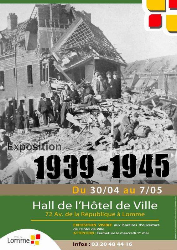L'histoire de la Seconde Guerre mondiale à Lomme