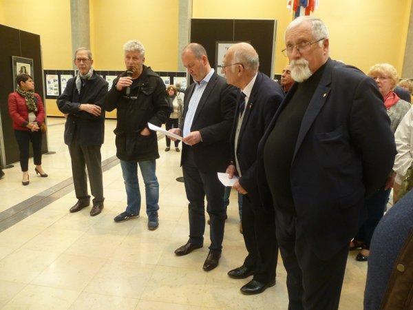 La commémoration des 80 ans de la Seconde Guerre mondiale a commencé à Lomme