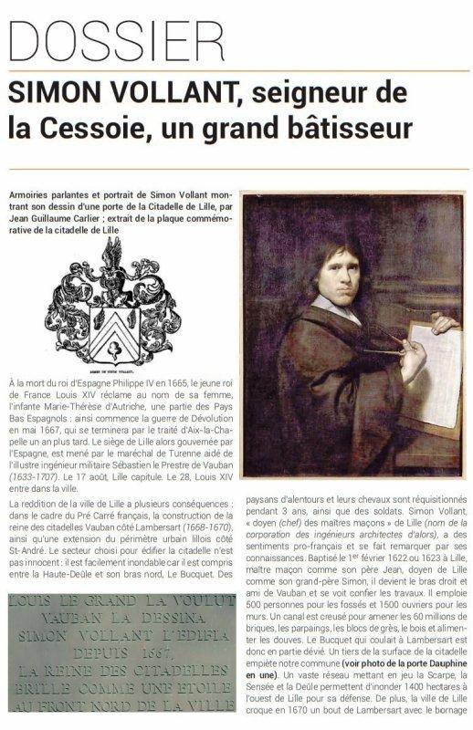 Le Bulletin historique n° 15 de Lambersart