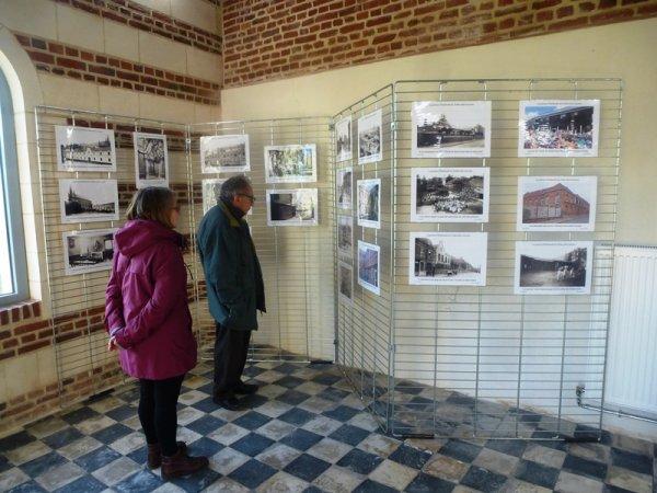 Jules Dujardin nous a conté l'histoire de la paroisse d'Haubourdin