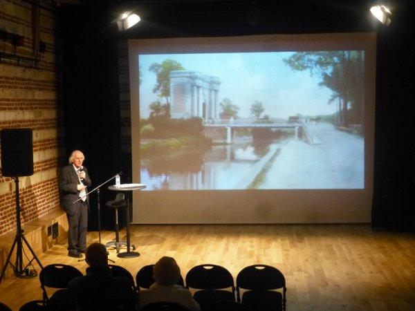 Jules Dujardin, d'Haubourdin, participera aux troisièmes rencontres culturelles d'Englos.