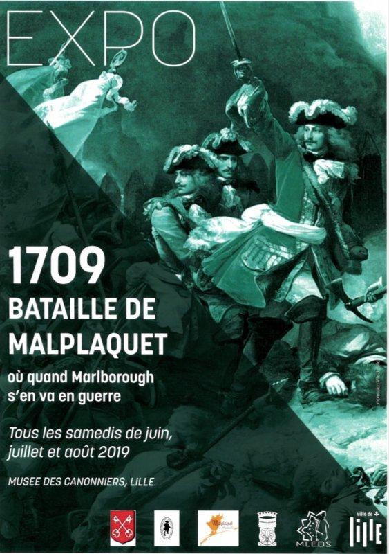 Une exposition sur la bataille de Malplaquet au musée des Canonniers sédentaires de Lille