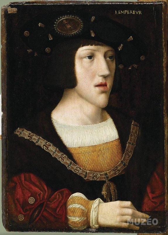 28 juin 1519, Charles Quint est élu empereur du Saint Empire Romain Germanique