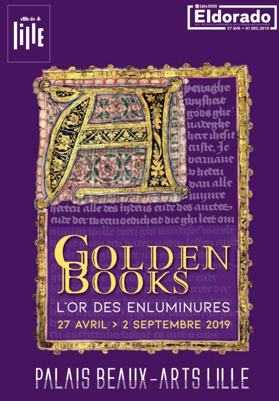 Golden Books... l'or des enluminures