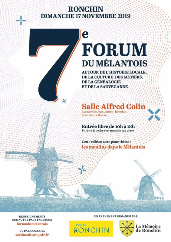 Dimanche, Weppes en Flandre participera au Forum du Mélantois à Ronchin